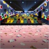 鹹陽乾售樓部房產銷售大廳展廳地毯 PVC羽毛球場鋪設塑膠地板