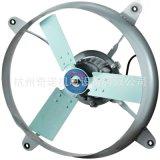 供應FA-600型純銅電機圓形耐高溫工業大風量窗式排風扇