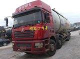 出售二手陝汽德龍3000前四後八散裝水泥罐車手續齊全包過戶