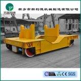 新利德造炼钢厂转运运输钢包钢水用电动轨道平车