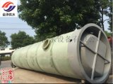 一體化預制泵站價格污水提升一體化泵站
