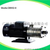 廠家批發不鏽鋼管道增壓離心泵DBW2-9,水處理淨化設備