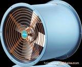 SFWB耐高溫防油防潮防爆型低噪聲鋁葉軸流通風機可加百葉