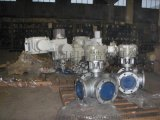 長期生產供應 電動三通球閥 美標球閥