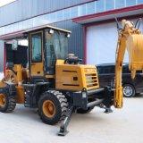 廠家多功能小鏟車 四輪叉木機裝載機 液壓兩頭忙