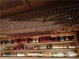 杭州餐厅木制品定做|隔断屏风装饰|吊柜酒柜备餐柜