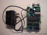 RS232串口8通道0-5V电压采集板 0-5V模拟量转RS232RS485
