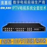 電教化電視系統-IPTV組播機頂盒-八路高清一體機