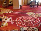 酒店會所用手工地毯