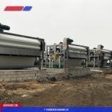 大型建築打樁泥漿脫水機 洗沙泥漿污水處理設備選綠鼎