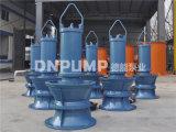 高效立式軸流泵安裝示意圖