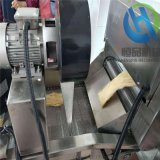 小型商用小片腐竹油炸机 全自动腐竹油皮油炸线