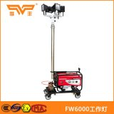 SWF6000A系列全方位自動升降泛光工作燈  戶外應急搶修移動照明車