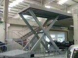 剪刀式升降机液压固定平台聊城市直销大吨位简易货梯