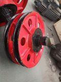 低价出售非标定制  卷扬机 起重机专用32T滑轮组