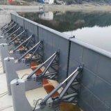 水利自控液壓翻板閘  液壓翻板閘門 啓閉機閘門廠家