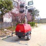 球形燈塔 移動太陽燈價格 陝西防汛照明車
