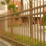 黄金锌钢护栏网豪宅必备 别墅栅栏铁艺围栏杆