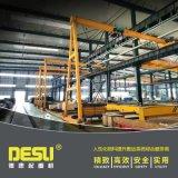 欧式龙门吊 半门式起重机 电动葫芦门吊行架