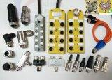 感測器接近開關/光電開關專用M12連接器