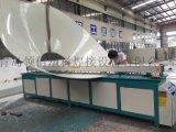 塑料PP板材卷圆机 PP塑料碰焊机领信自动焊接设备
