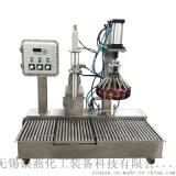 銀燕半自動液體灌裝機 化工塗料灌裝機包裝機