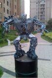 大型鋼雕機器人出租變形金剛租賃