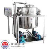 广州自动称重配料控制机组 不锈钢粉液智能反应釜厂家