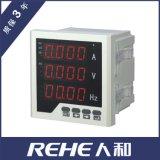 可编程单相电流电压频率组合表 96*96 单相组合表 厂家直销