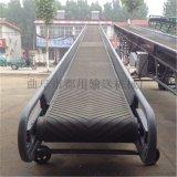 伸缩式肥料输送机qc 高效耐磨输送设备