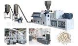 PVC热切造粒挤出生产线 PVC热切造粒生产线 废塑料回收造粒设备