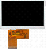 4.3寸液晶显示屏、LCM显示模组