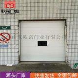 車間電動保溫翻版電動提升門 工業提升門