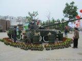 军事科技展览展示模型出租高仿真军事模型租赁