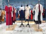 茜可可19韓版甜美連衣裙品牌折扣女裝實體店進貨網