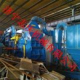 900型废钢破碎机生产线_废旧金属破碎机厂家_易拉罐处理设备