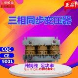 三相同步电源变压器60W纯铜足功率工厂定制
