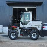 全地形合力手動液壓叉車 柴油多功能搬運車