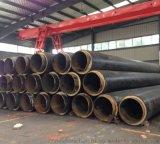 聚氨酯直埋預制保溫管,聚氨酯保溫管生產廠家