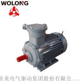 臥龍南陽防爆 YBX4高效率隔爆型三相異步電動機
