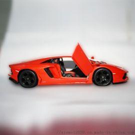 高級仿真蘭博基尼豪華跑車模型