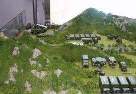 军事沙盘模型 军事作战沙盘 军事模型订制