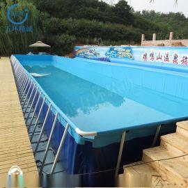 廠家直銷 大型支架遊泳池廠家專業定制