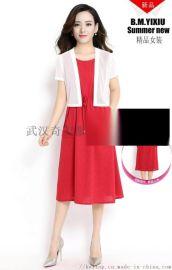 格悅廣州尾貨市場在哪  時尚連衣裙品牌女裝一手貨源