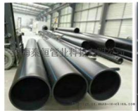 青海PE给水管生产线