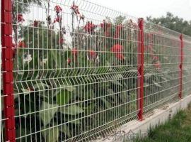 供應雙圈護欄網廠家 1.8米高現貨護欄網 雙赫護欄網