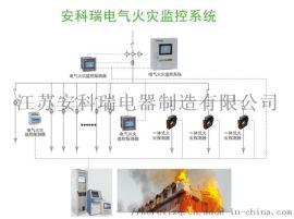 電氣火災監控系統在天水科技中心大樓的應用