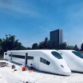 生產1:1和諧號高鐵動車模擬倉 飛機火車客機模型