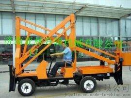 供應南京5米導軌式升降機/6噸導軌式升降平臺