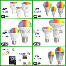 WIFI智慧LED球泡燈